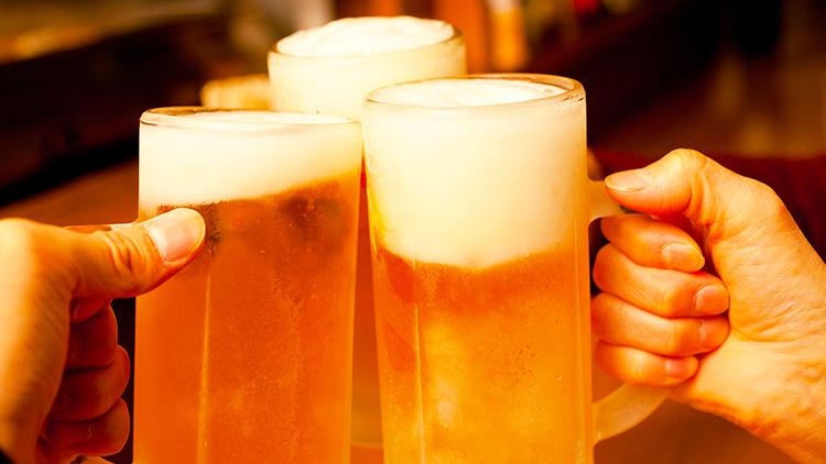 【飲み放題】エビス生ビール60分飲み放題と「ハフハフあったか鍋」冬の味満喫プラン