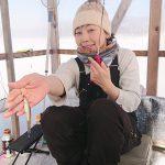 【わかさぎ釣り+唐揚げ体験】裏磐梯冬の風物詩 桧原湖氷上穴釣りと「ハフハフあったか鍋」満喫プラン