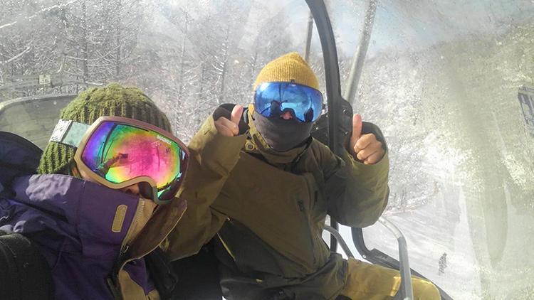 【NEKOMA】裏磐梯猫魔スキー場1日リフ ト券付+「あったか鍋」冬の味満喫